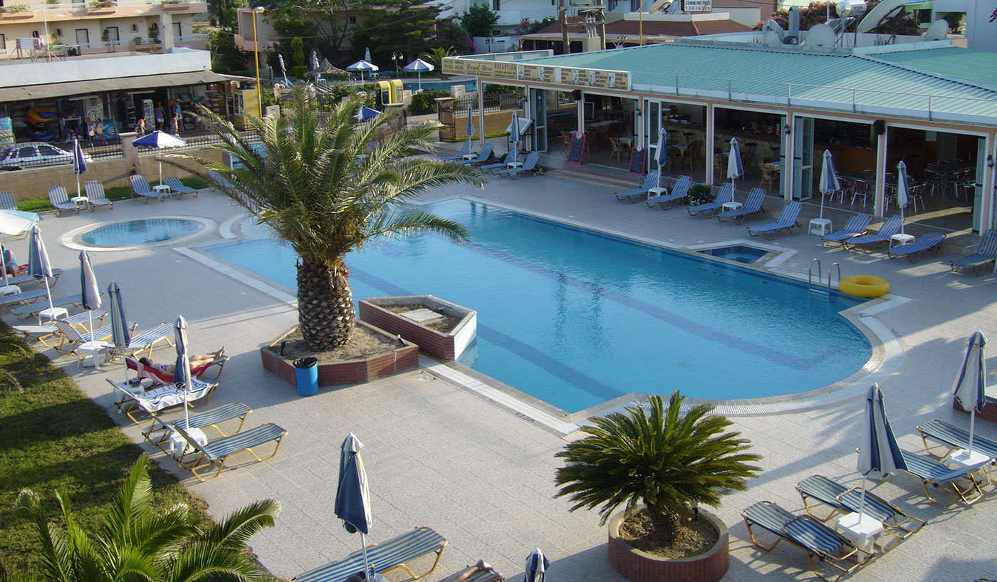 Hotel Rhodian Rose Hotel 3 , Faliraki: overview, special features and reviews